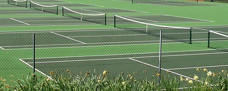 Top Quality Tennis Court Solutions