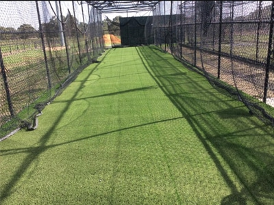 Sports Areas Baseball Cages
