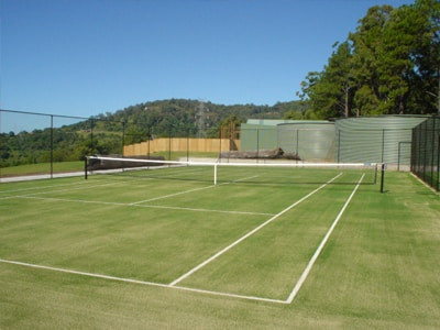 Tennis Court Replacement