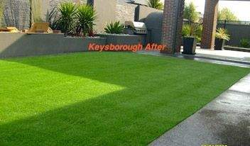 Artificial-turf-keysborough-after